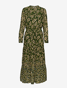 Dress - maxikjoler - dark green
