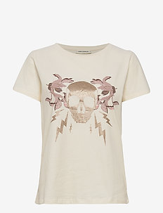 T-shirt - printed t-shirts - white