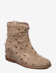 Boot - talon bas - sand
