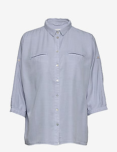 Shirt - langærmede skjorter - light blue