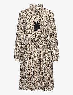 Dress - skjortekjoler - light beige