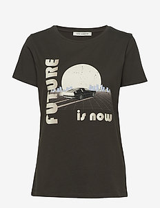 T-shirt - printed t-shirts - black