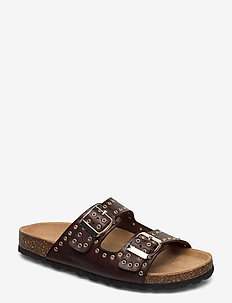 Sandal - sandales - brown