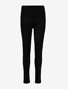 Leggings - leggings - black
