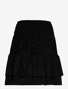 Skirt - spódnice mini - black