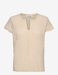 T-shirt - t-shirts - light grey