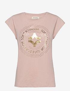 T-shirt - t-shirts - light rose