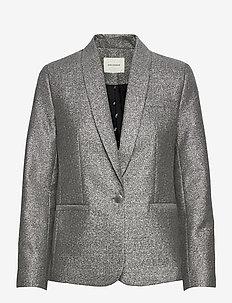 Blazer - casual blazere - silver