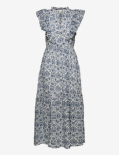 Dress - robes d'été - dusty blue