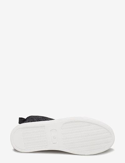 Sofie Schnoor Sneaker High Glitter- Tenisówki Black