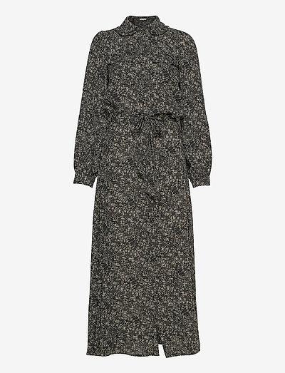 Dress - summer dresses - black