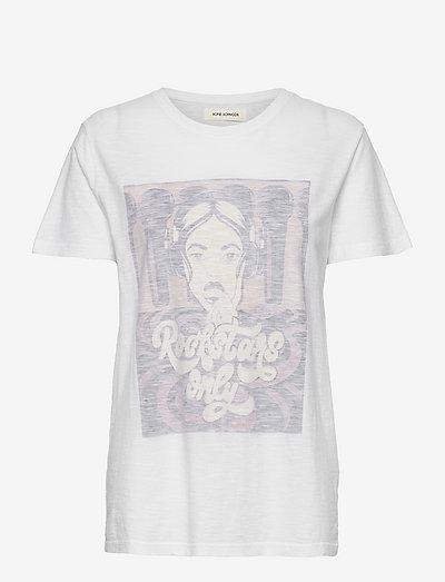 T-shirt - t-shirts - white