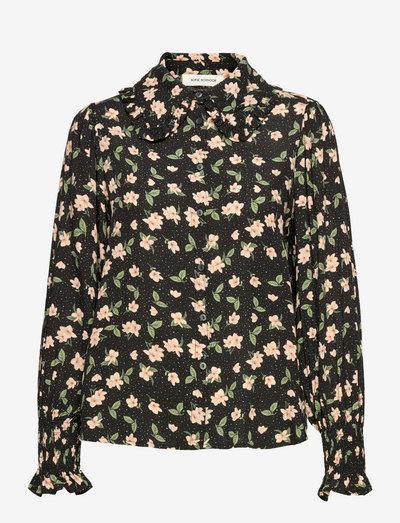 Shirt - langærmede skjorter - black
