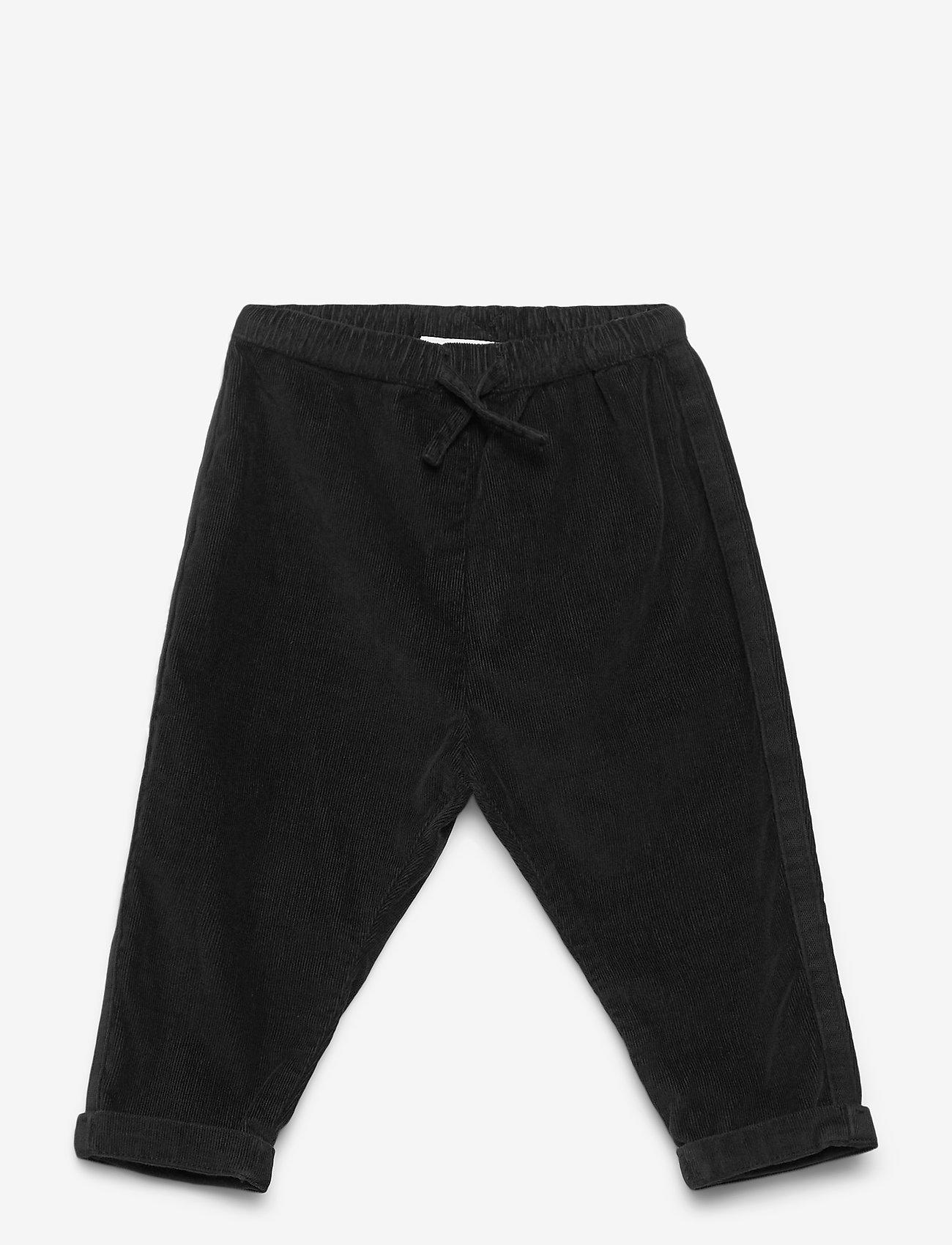Soft Gallery - Cayson Pants - pantalons - jet black - 0