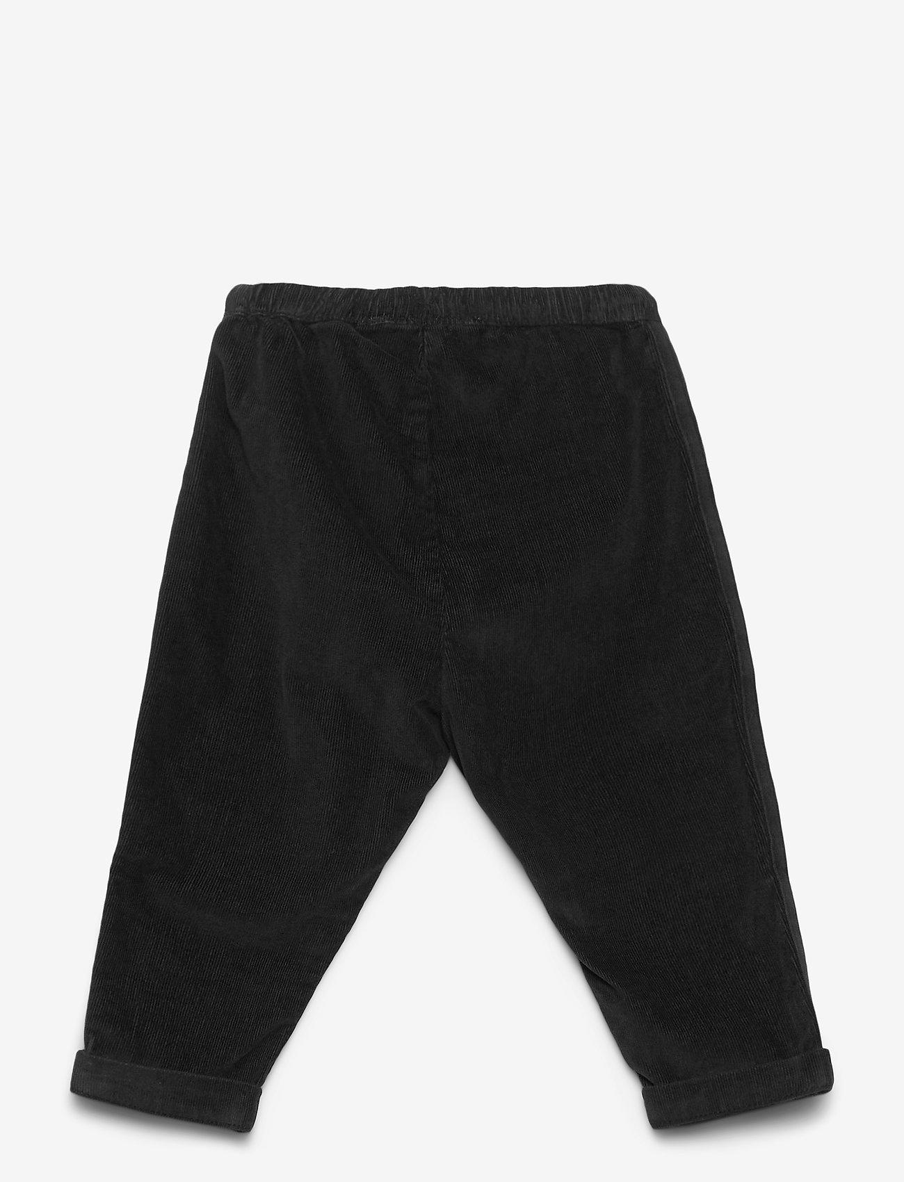 Soft Gallery - Cayson Pants - pantalons - jet black - 1