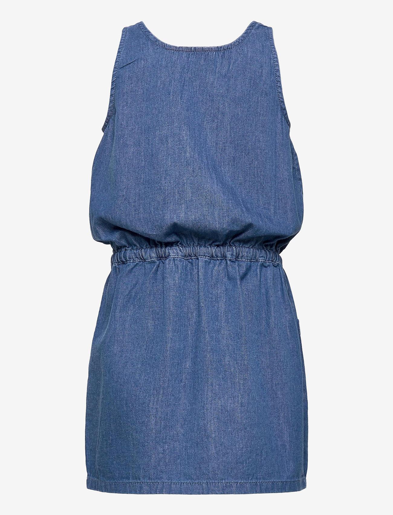 Soft Gallery - Darla Dress - kleider - denim blue - 1