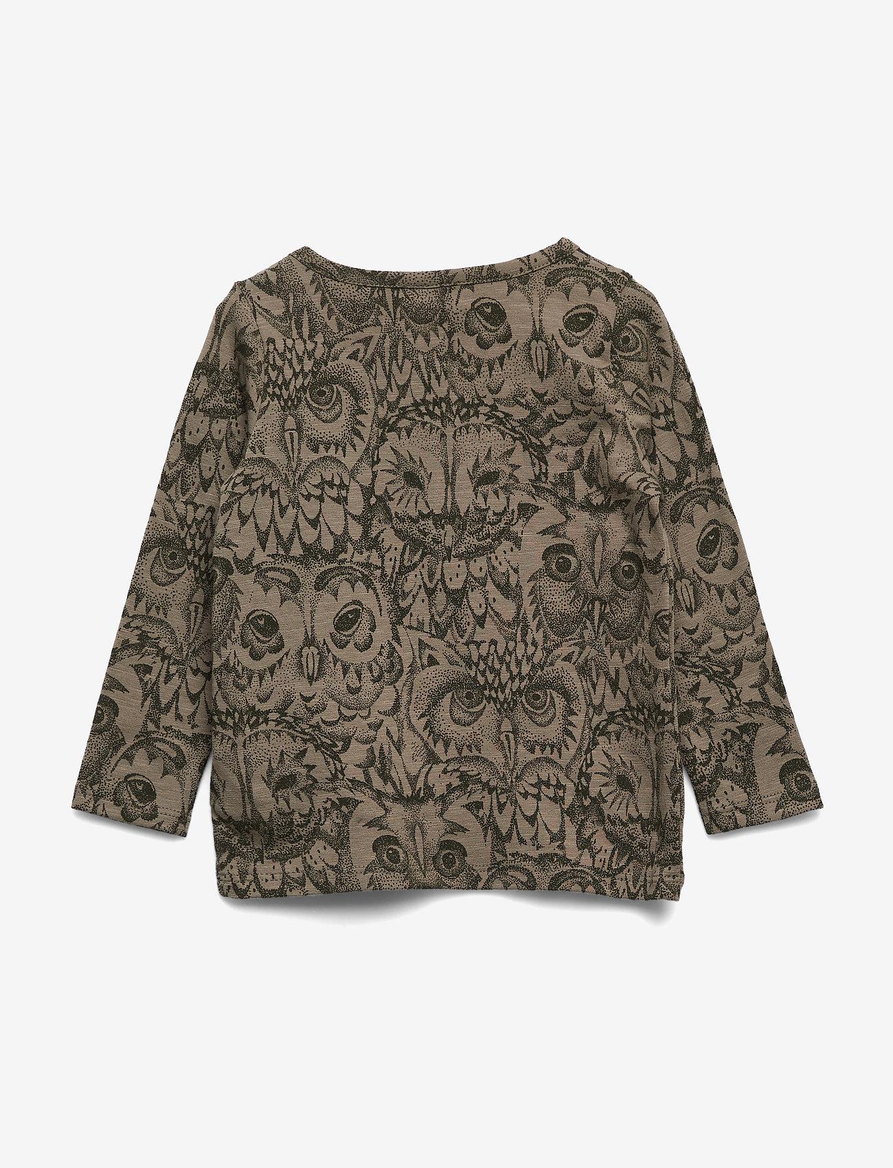 Baby Bella T-shirt (Vetiver Aop Owl Vetiver) (17.52 €) - Soft Gallery oeNxf