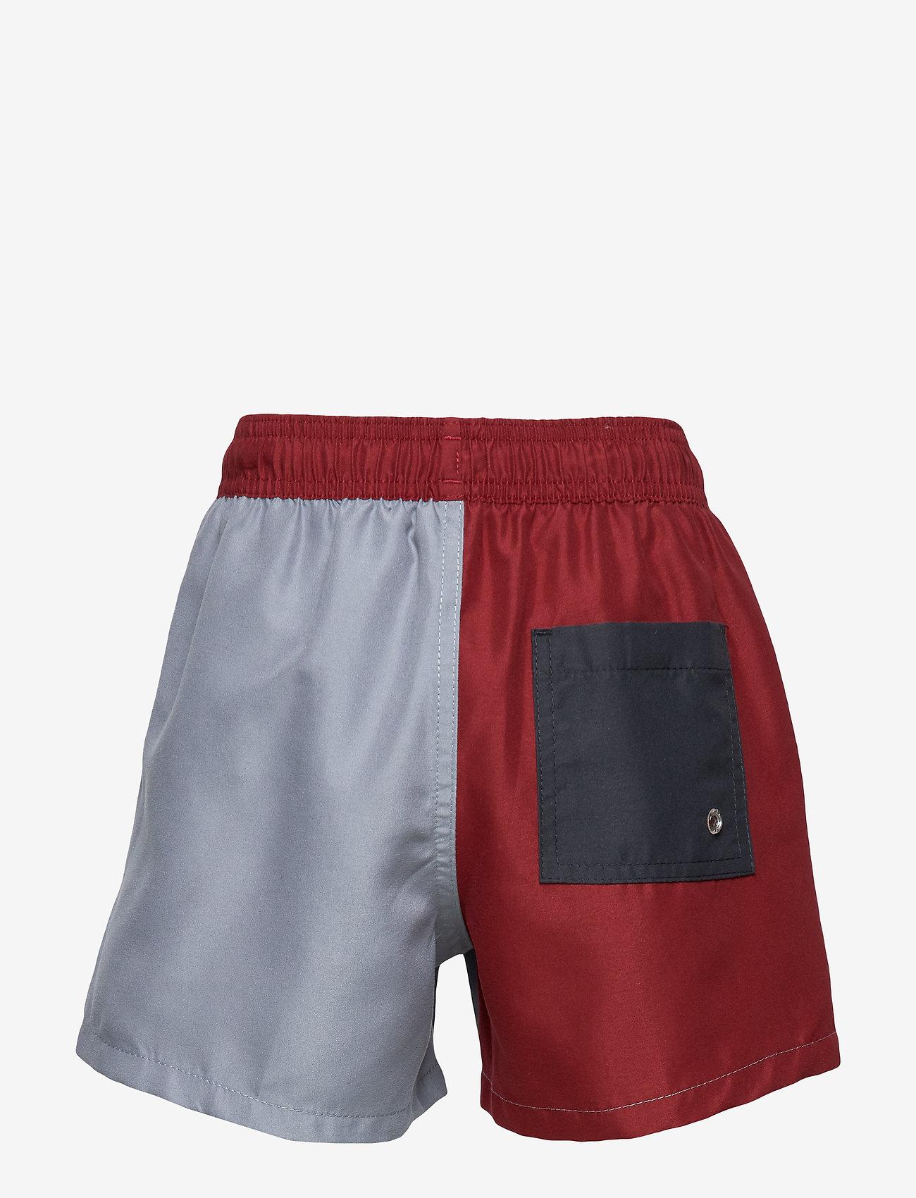 Soft Gallery - Dandy Swim Pants - badehosen - block swim boy ss20 - 1
