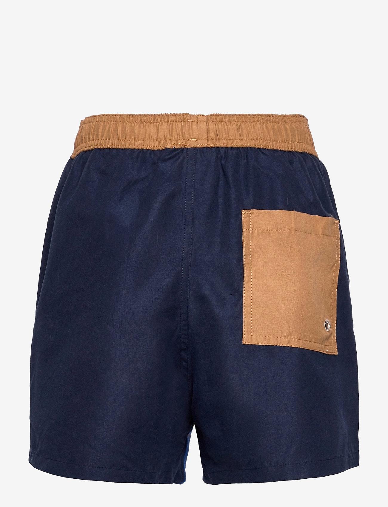 Soft Gallery - Dandy Swim Pants - badehosen - palace blue - 1