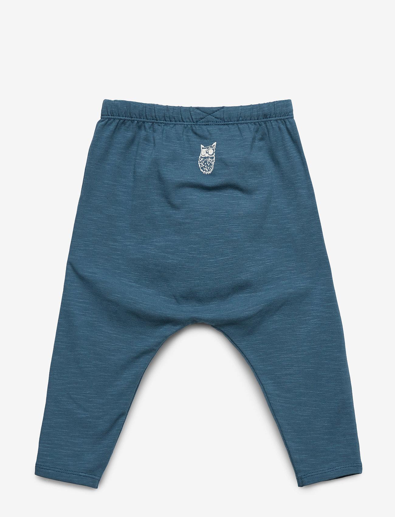 Soft Gallery - Hailey Pants - basics - orion blue, soft owl - 1