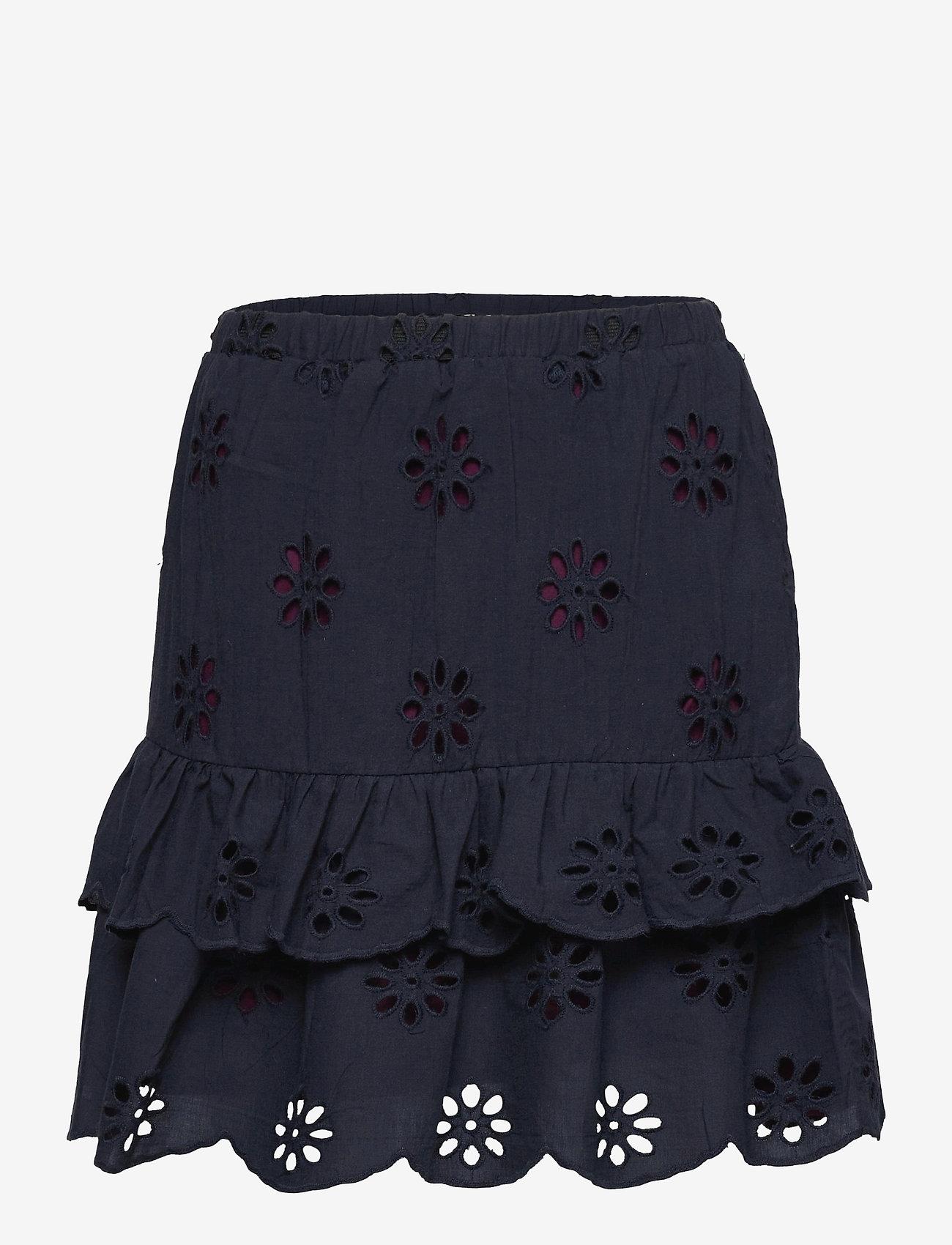 Soft Gallery - Fern Skirt - röcke - anthracite - 0