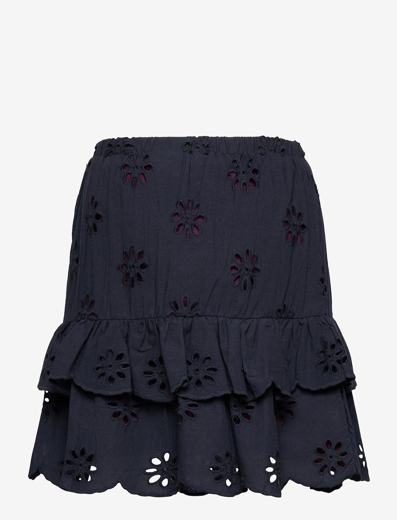 Soft Gallery - Fern Skirt - röcke - anthracite - 1