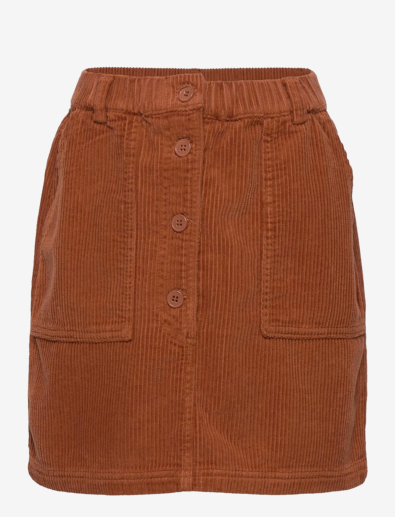Soft Gallery - Garance Skirt - röcke - baked clay - 0