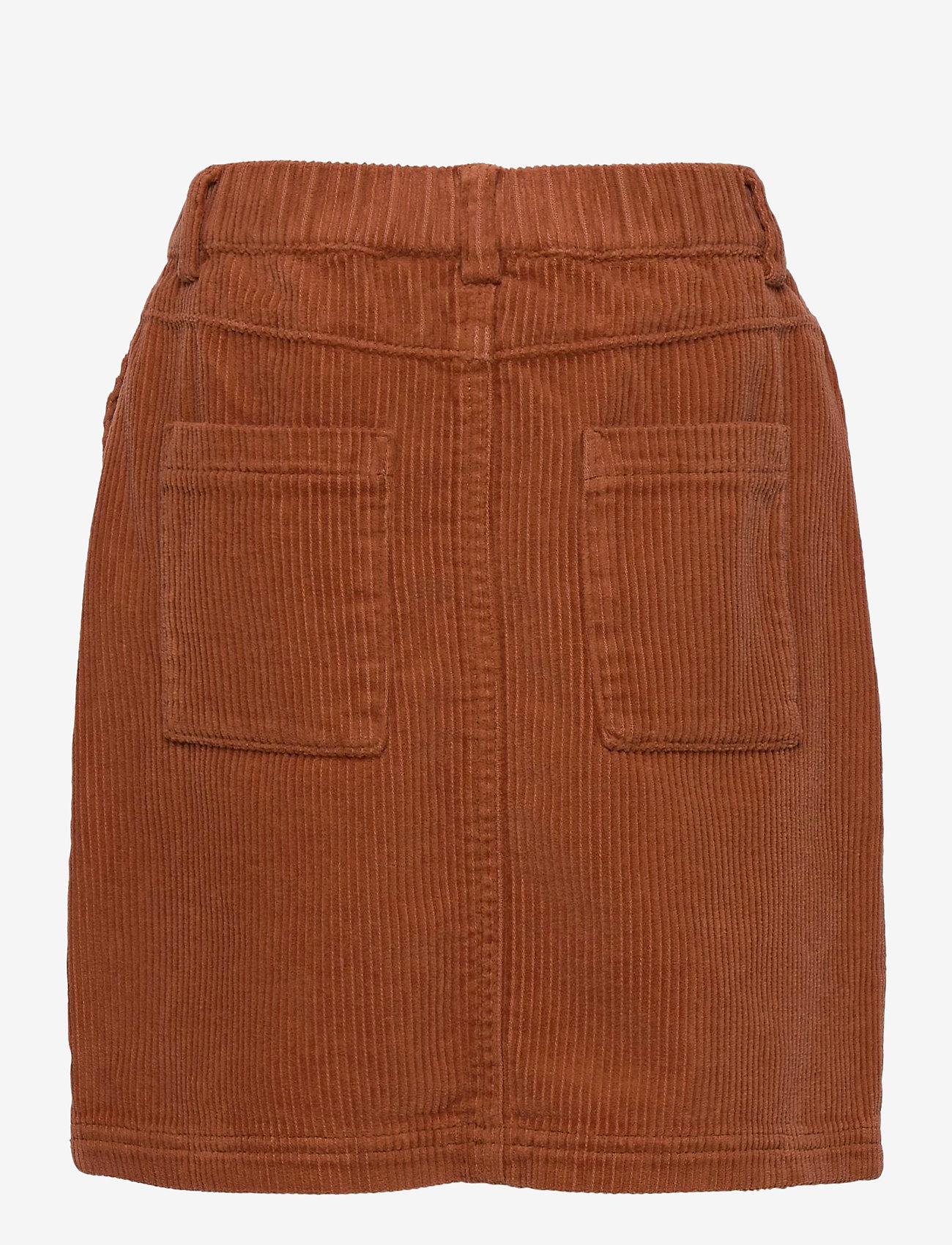 Soft Gallery - Garance Skirt - röcke - baked clay - 1