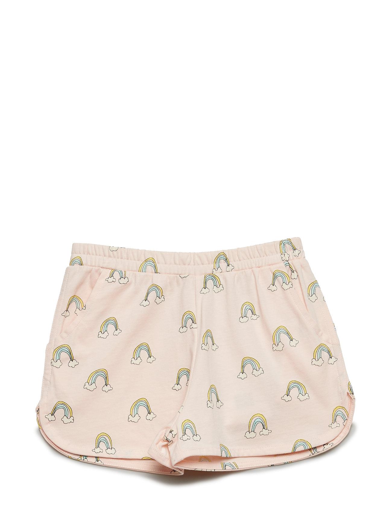 Soft Gallery Paris Shorts - PALE DOGWOOD, AOP LUCKY