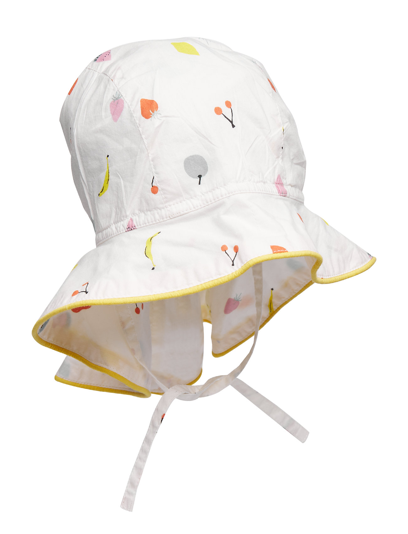 Soft Gallery Val Hat - PRISTINE, AOP FRUITY