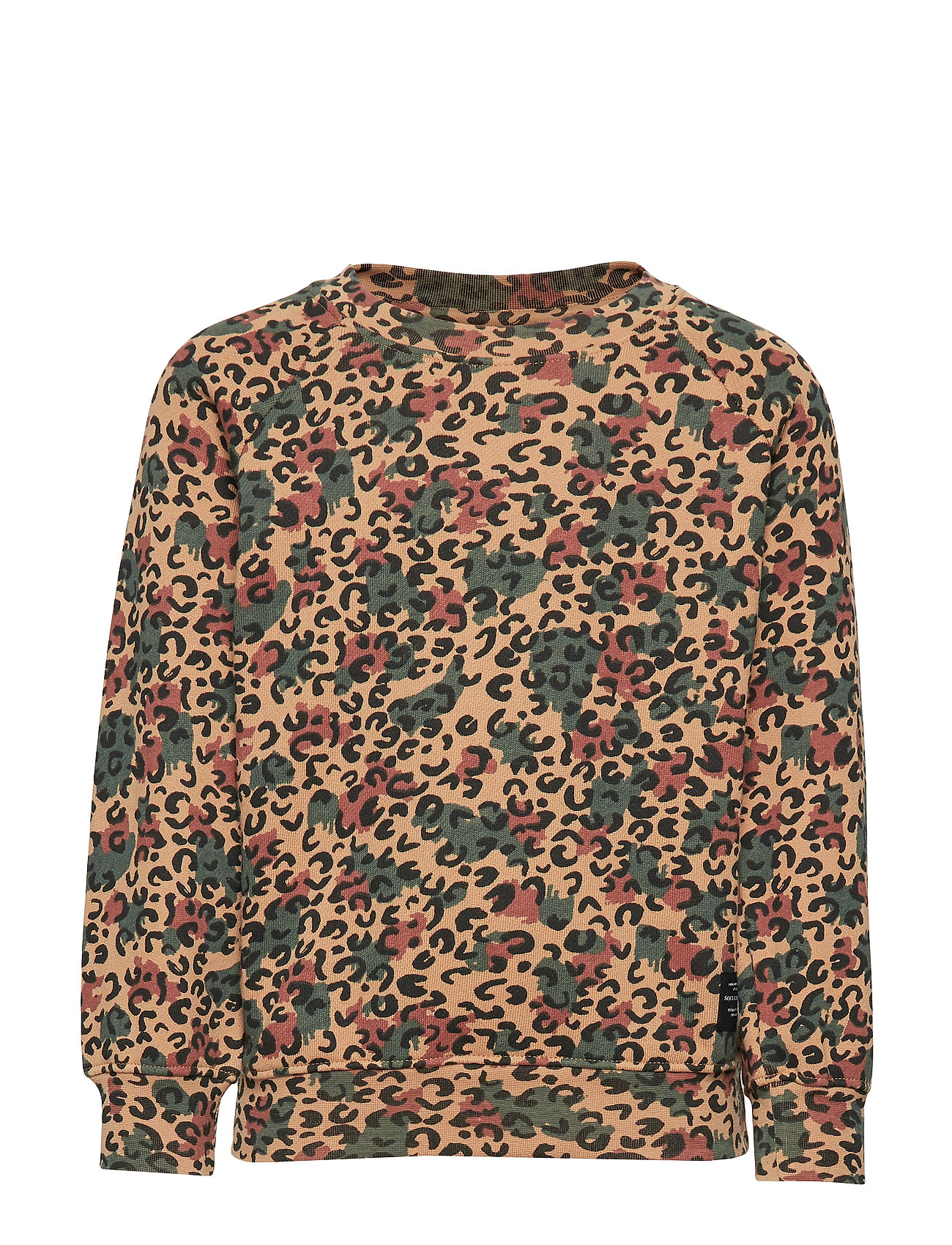 Soft Gallery Chaz Sweatshirt - DOE, AOP CAMOLEO