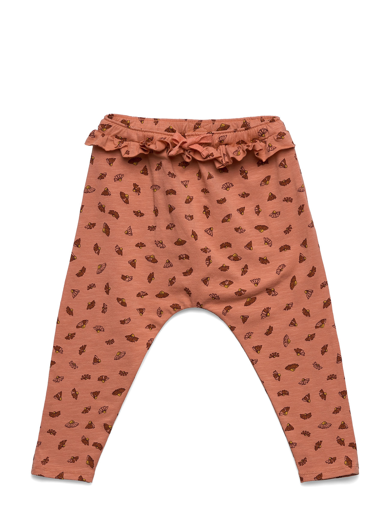 Soft Gallery Cami Pants - TAWNY ORANGE, AOP CAMOMILE S