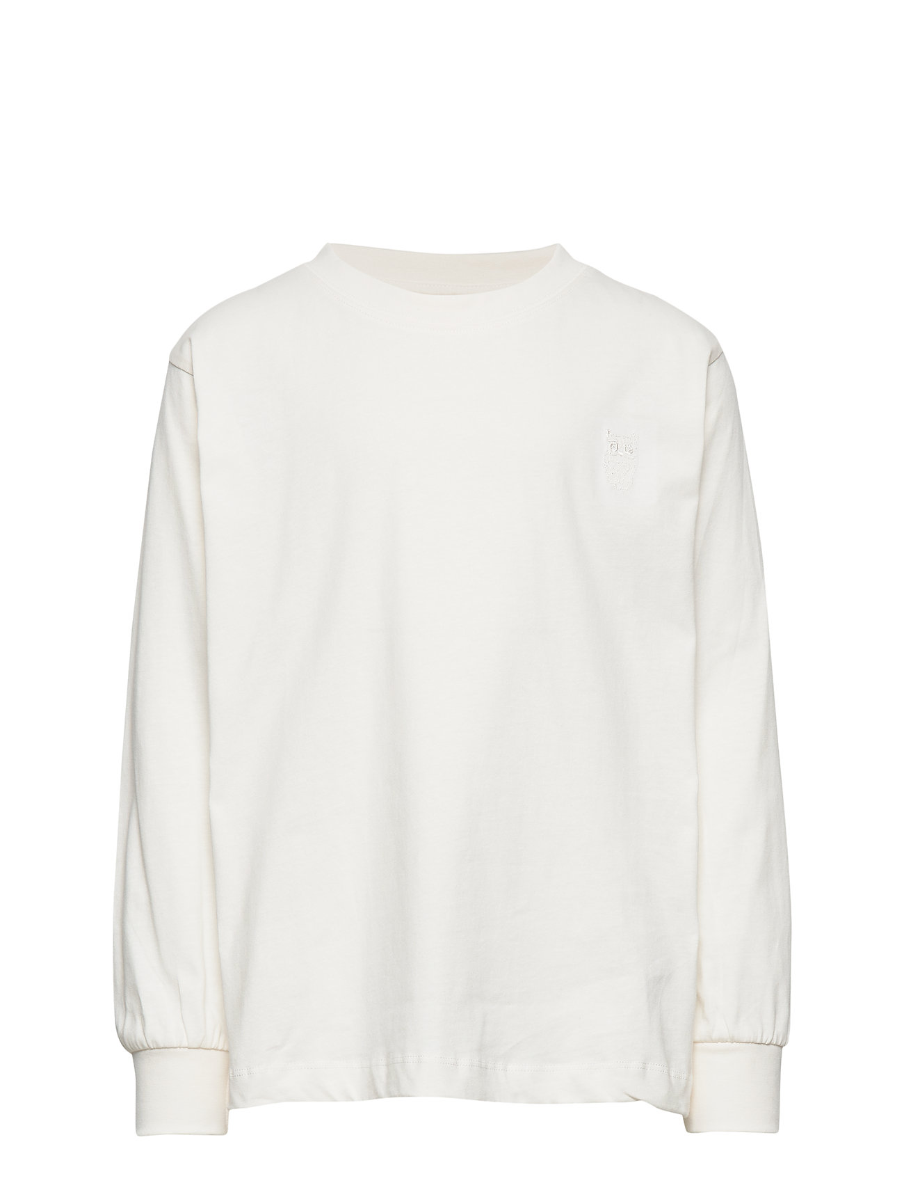Soft Gallery Benson T-shirt - WHITE, MINI OWL EMB.