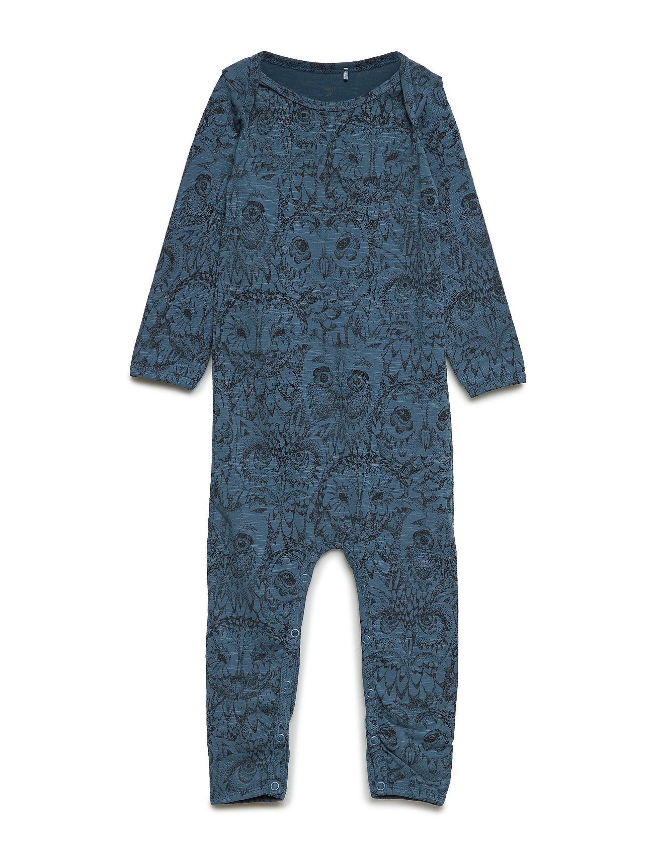 Soft Gallery Ben Bodysuit - ORION BLUE, AOP OWL