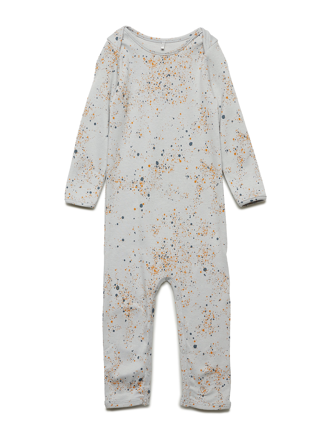 Soft Gallery Ben Bodysuit - OCEAN GREY, AOP MINI SPLASH BLUE