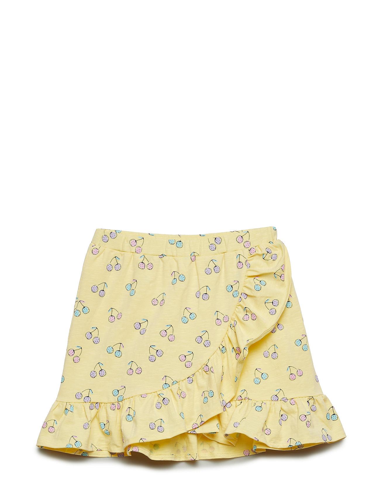 Soft Gallery Dakota Skirt - FRENCH VANILLA, AOP CHERISH