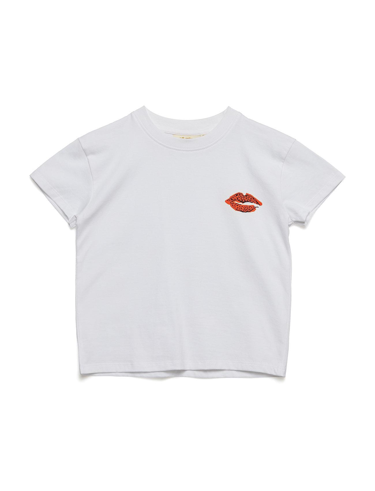 Soft Gallery Dharma T-shirt - WHITE, LEOLIPS