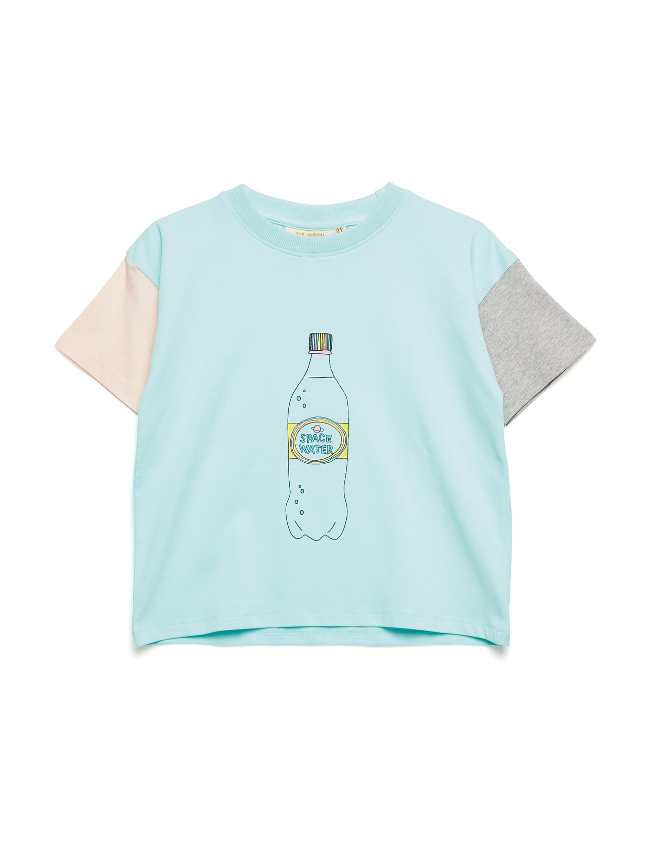 Soft Gallery Dharma T-shirt - BLUE TINT, SPACEWATER