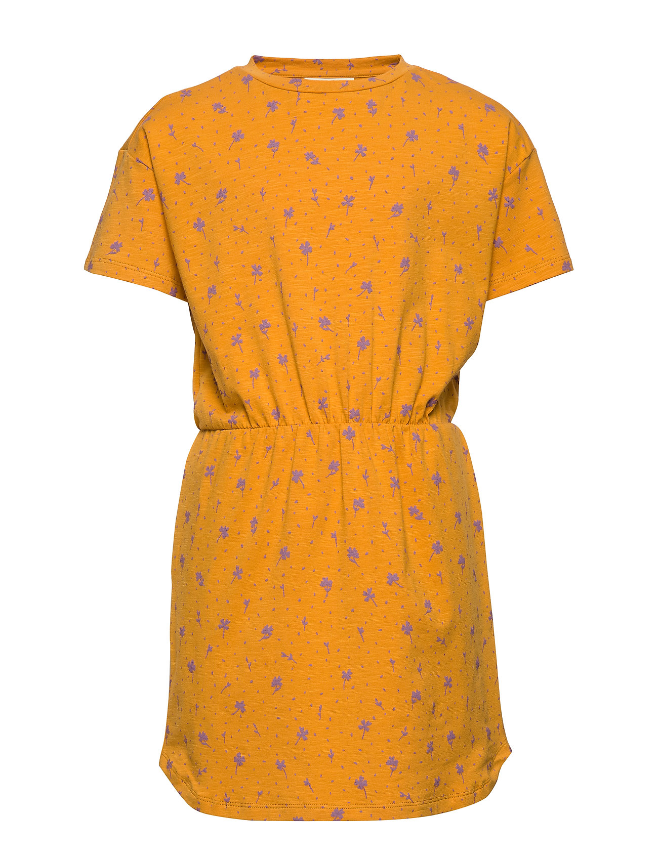 Soft Gallery Delina Dress - SUNFLOWER, AOP CLOVER