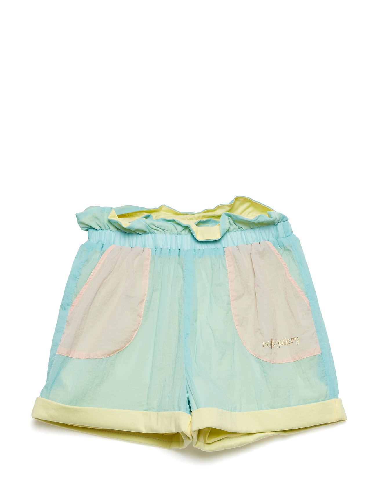 Soft Gallery Dea Shorts - WINDY SILVER