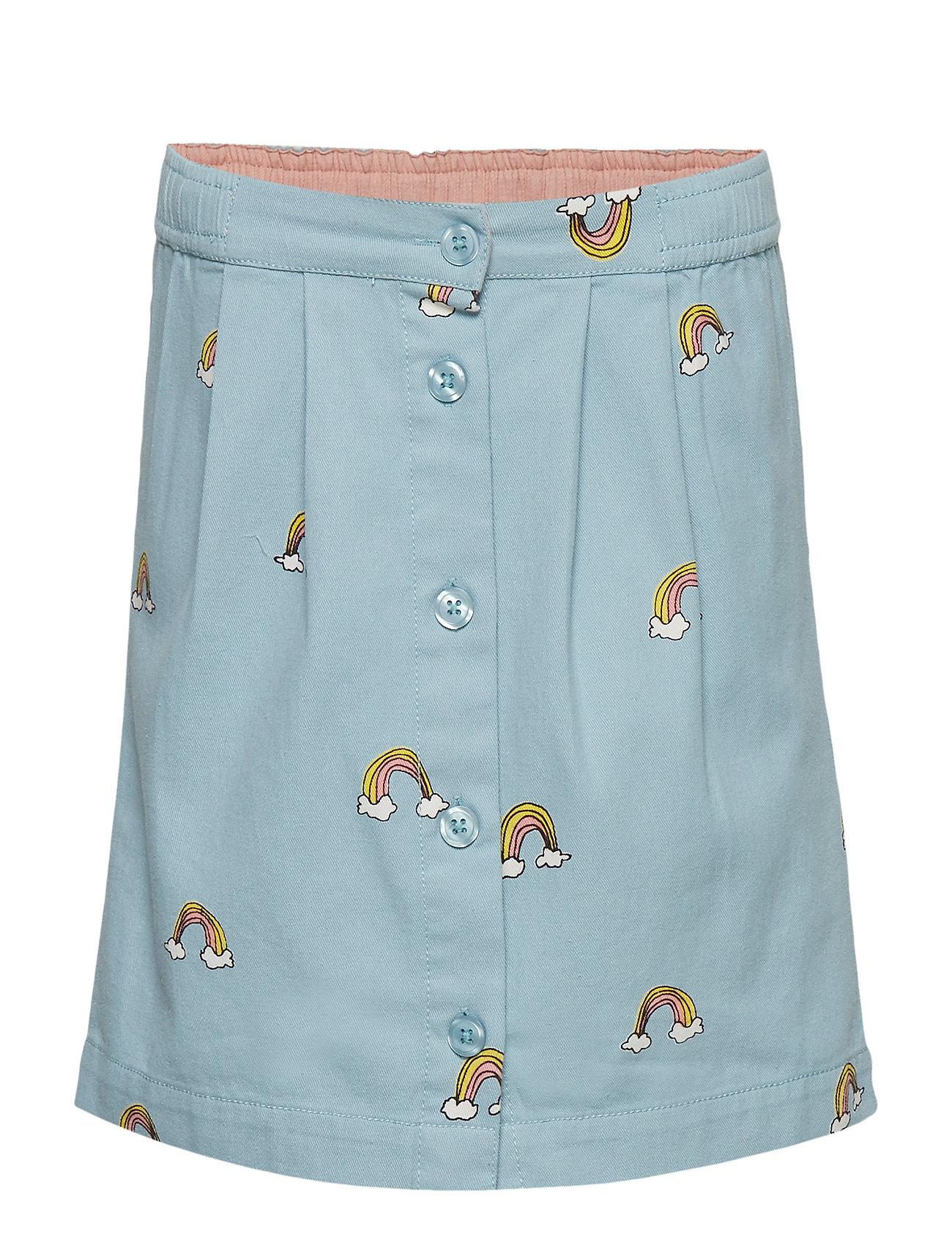 Soft Gallery Deedee Skirt - CLOUD BLUE, AOP LUCKY SIMPLE