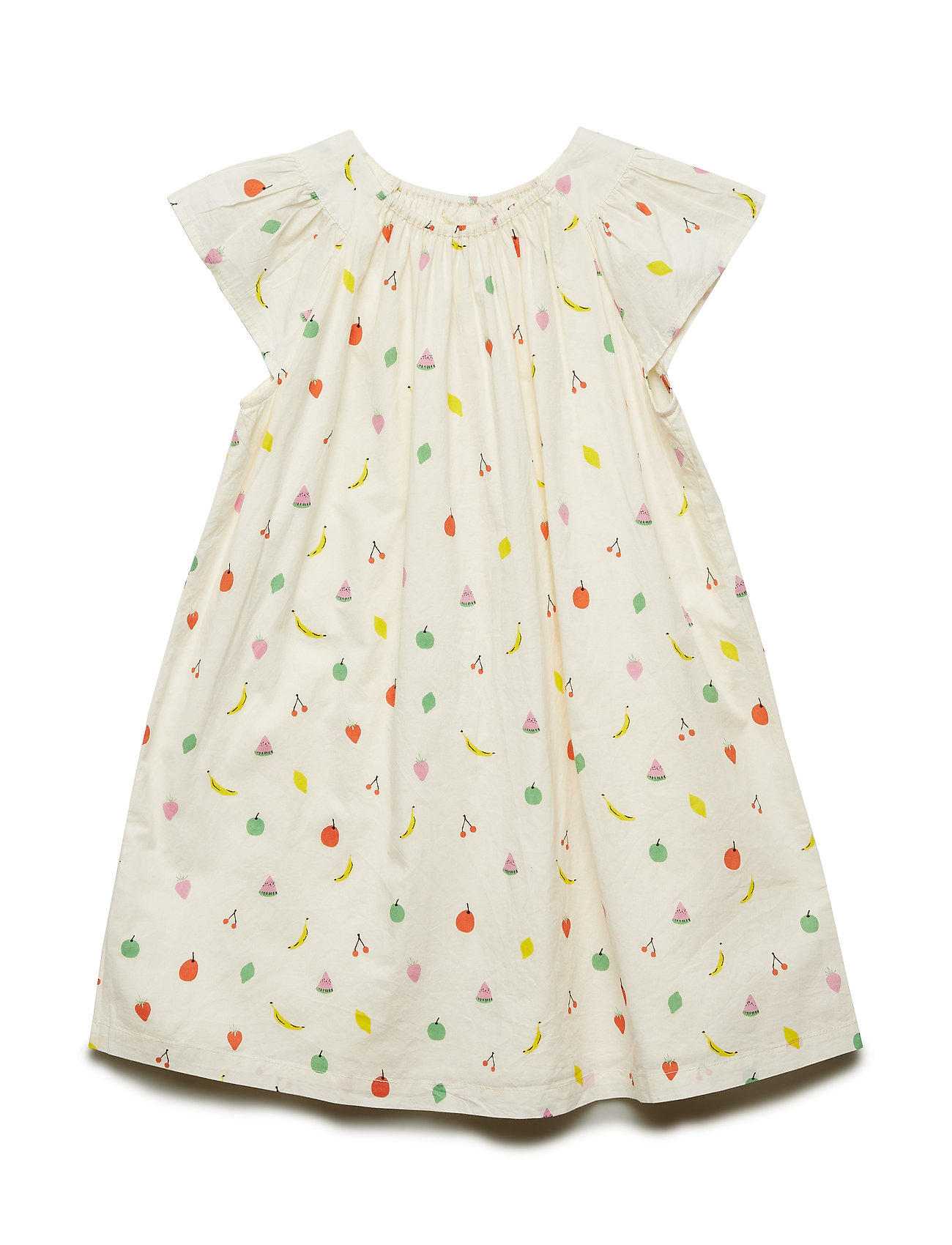 Soft Gallery Dacia Dress - PRISTINE, AOP FRUITY