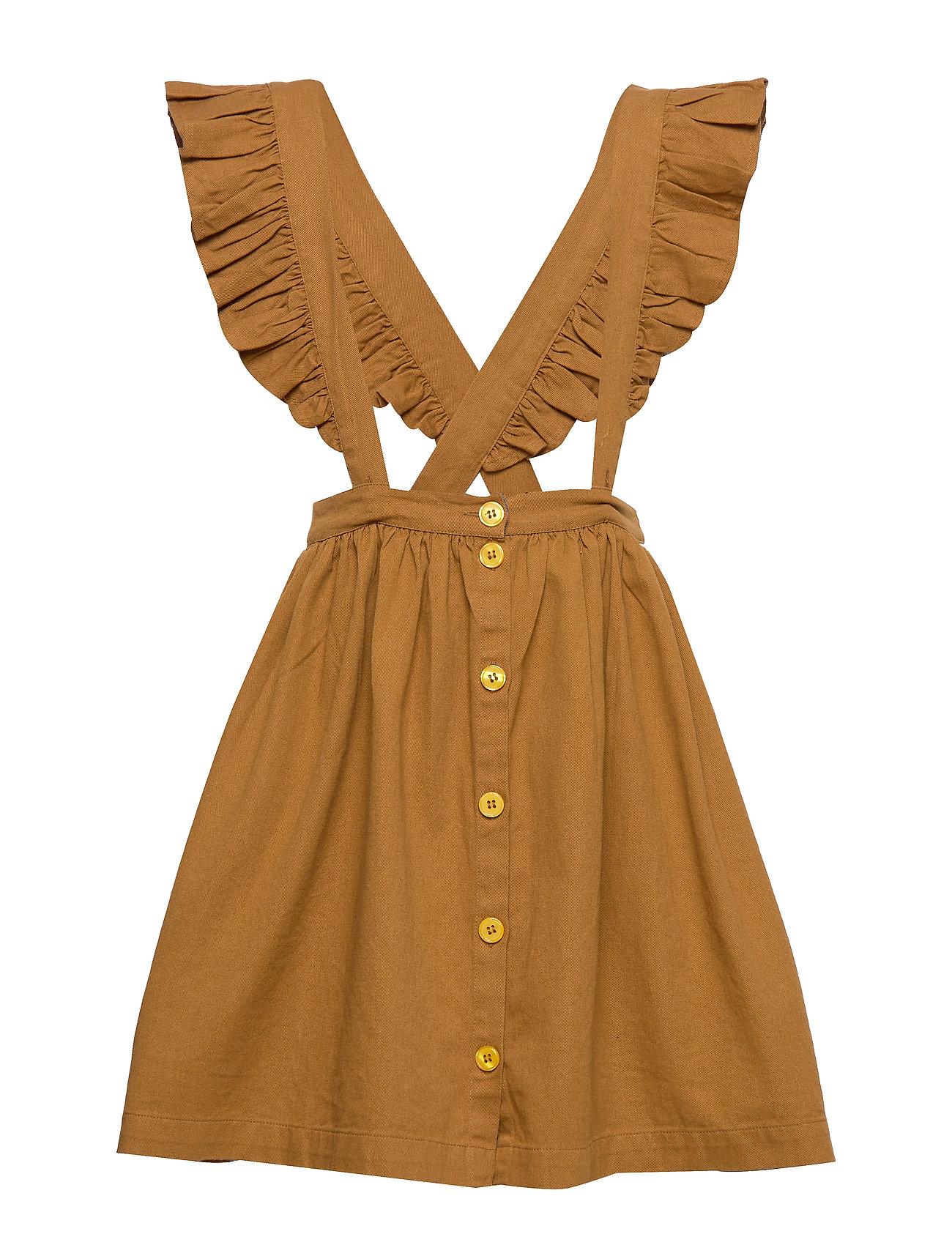 Soft Gallery Dixie Skirt - BONE BROWN