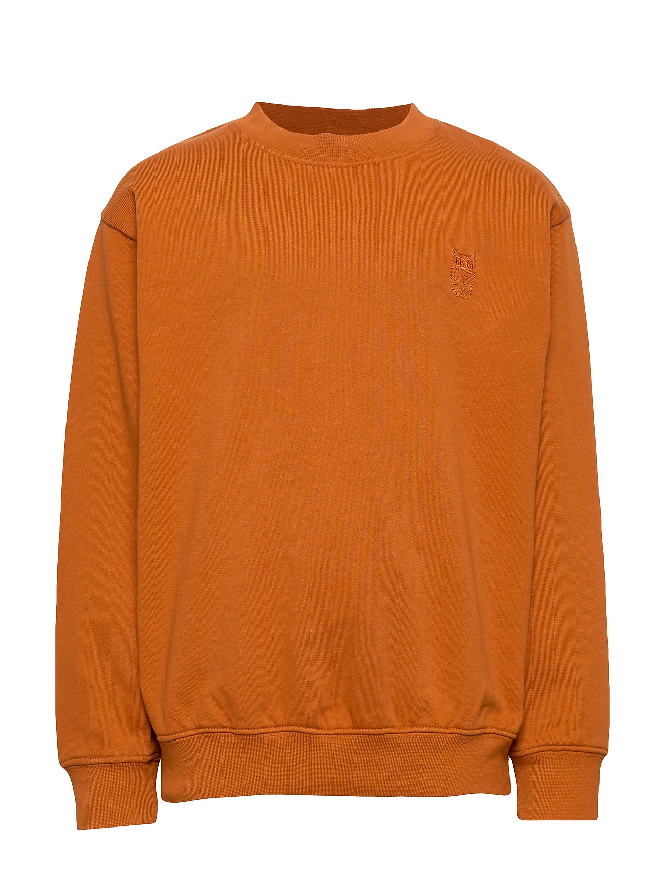Soft Gallery Walker Sweatshirt - PUMPKIN SPICE, MINI OWL EMB.