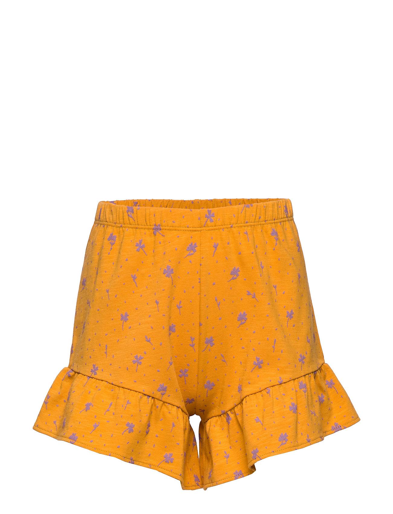 Soft Gallery Florie Shorts - SUNFLOWER, AOP CLOVER