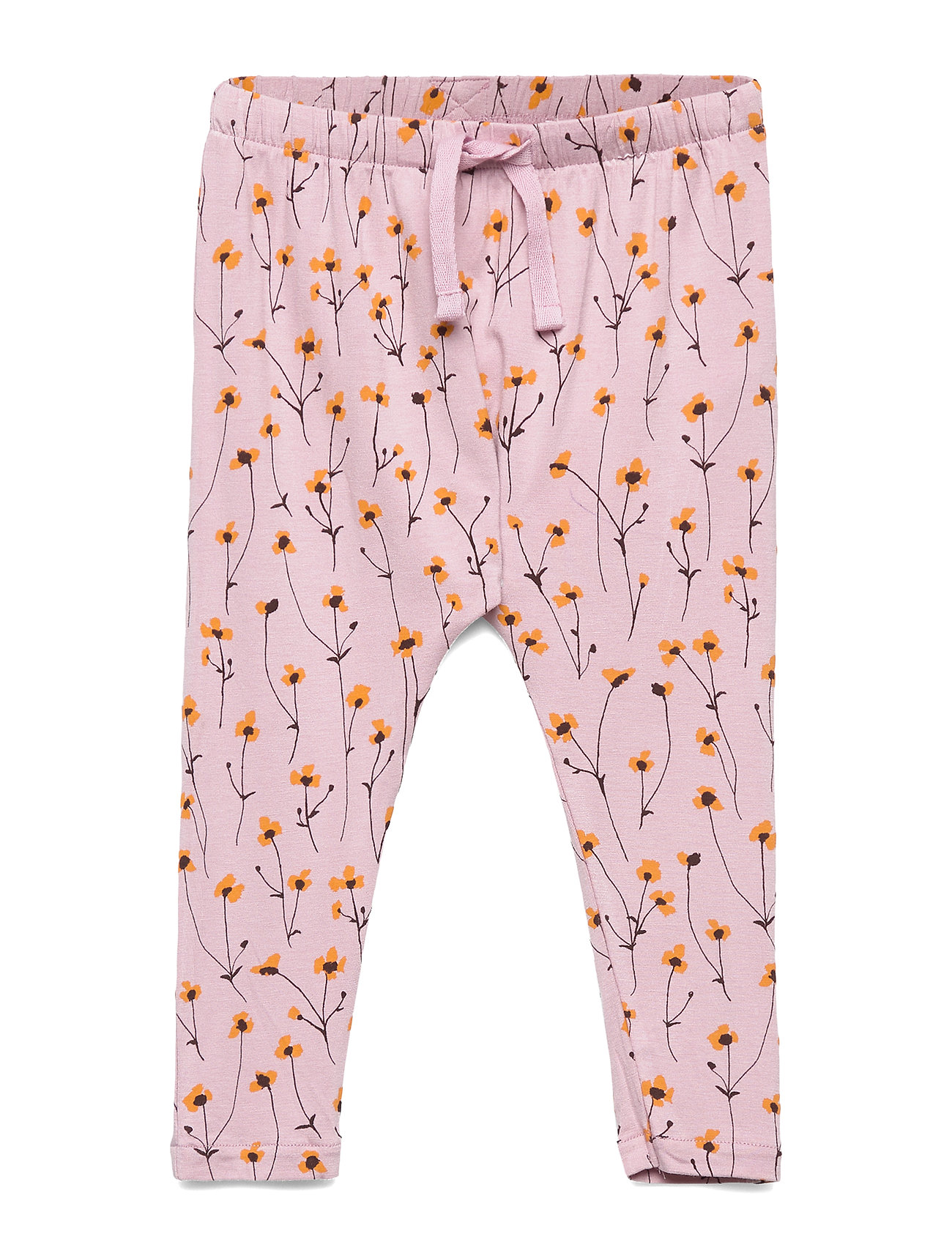 Soft Gallery Faura Pants - DAWN PINK, AOP BUTTERCUP S