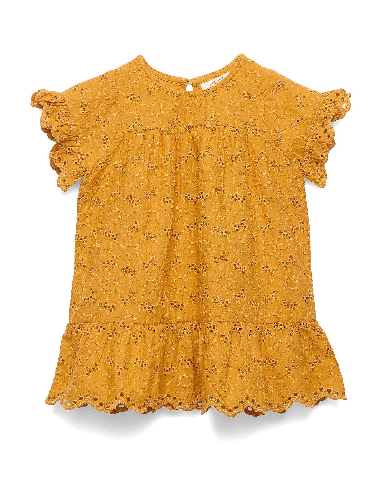 Soft Gallery Fianna Dress - SUNFLOWER