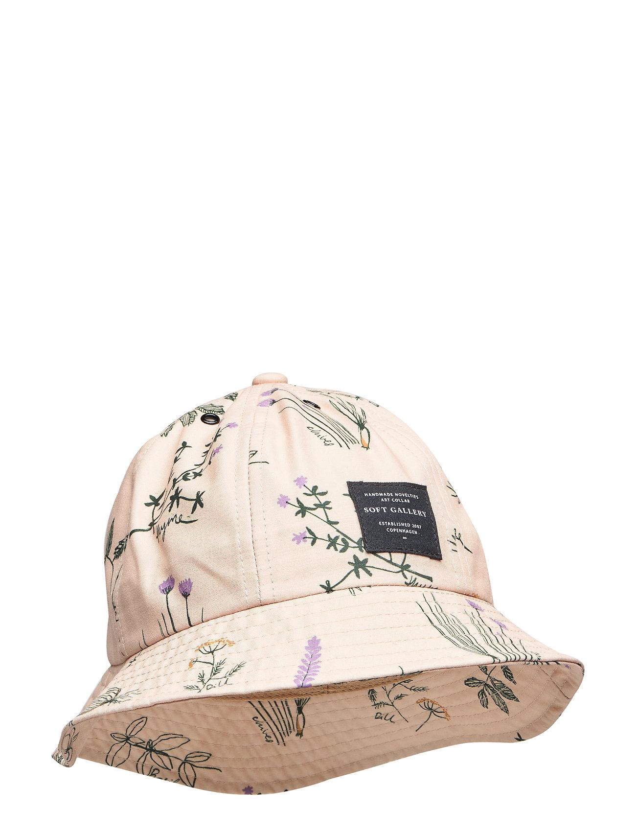 Soft Gallery Fico Hat - WINTER WHEAT, AOP HEALING HERBS