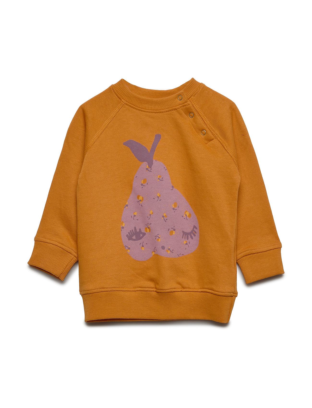 Soft Gallery Alexi Sweatshirt - INCA GOLD, PEARY PETALS