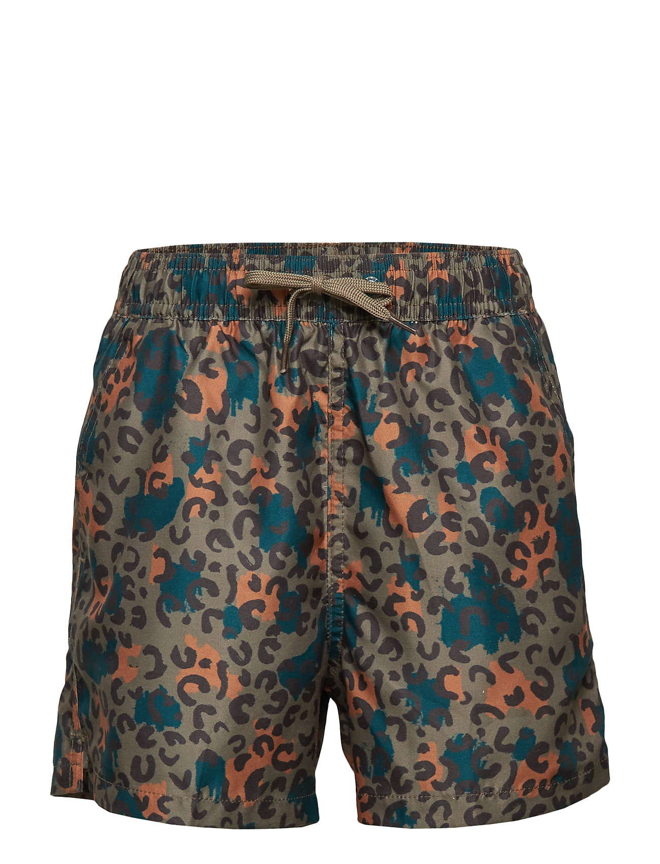 Soft Gallery Dandy Swim Pants - FOSSIL, AOP CAMOLEO SWIM
